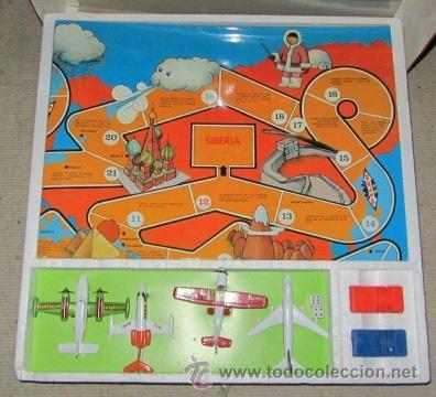 Juguetes antiguos: AVIONES DE PILEN - JUEGO CONTROL AEREO - Foto 3 - 36504827