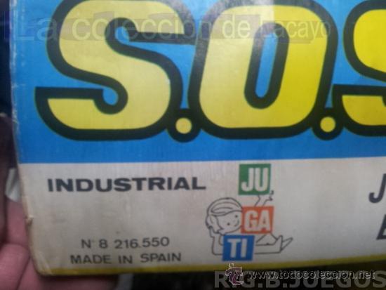 Juguetes antiguos: S.O.S. LA DEFENSA DE LOS BOSQUES-DIANA AEREA-SOS LA DEFENSE DE LA FORET CASA JUGATI AÑOS 70 - Foto 4 - 36534531