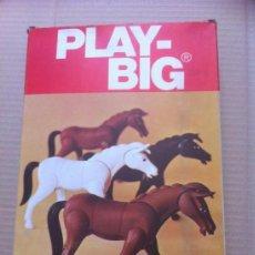 Juguetes antiguos: CABALLO PLAY BIG. Lote 37087767