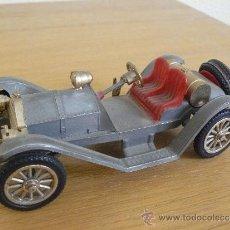 Juguetes antiguos: 1914 MERCER RACER MARCA NACORAL REFERENCIA Nº 1006 COCHE A ESCALA 1/24 PLASTICO. Lote 37390120