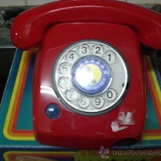 Juguetes antiguos: TELEFONO DE RIMA. Lote 39799840