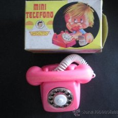 Juguetes antiguos: MINI TELEFONO MOLTO. Lote 38805951