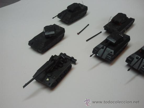 Juguetes antiguos: vehiculos militares eko - Foto 2 - 38976056