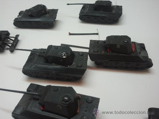 Juguetes antiguos: vehiculos militares eko - Foto 3 - 38976056