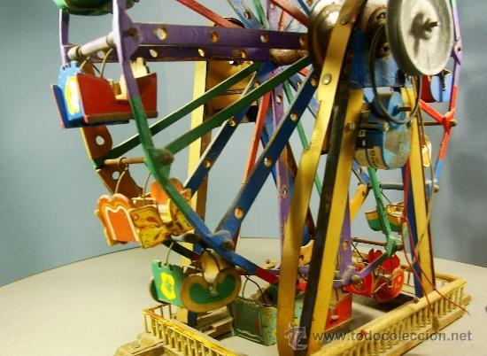 En Noria Feria Antigua Venta Vendido De Artesanal Madera rCWBxedo