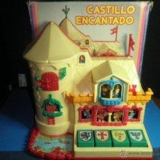 Juguetes antiguos: CASTILLO ENCANTADO DE REIG. Lote 39779422