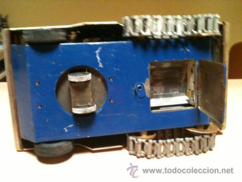 Juguetes antiguos: vehículo espacial marca ege. - Foto 18 - 39960219