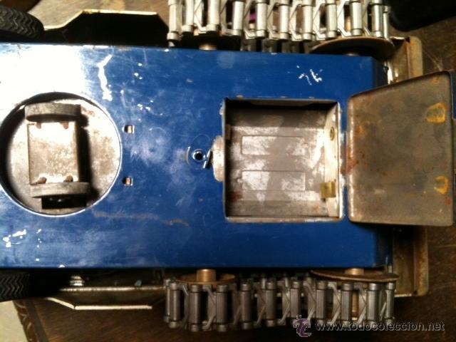 Juguetes antiguos: vehículo espacial marca ege. - Foto 21 - 39960219