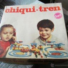 Juguetes antiguos: CHIQUI TREN PAYVA. Lote 40160244