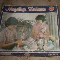 Juguetes antiguos: MAQUILLAJES FANTASIAS AÑOS 70S. Lote 42627545