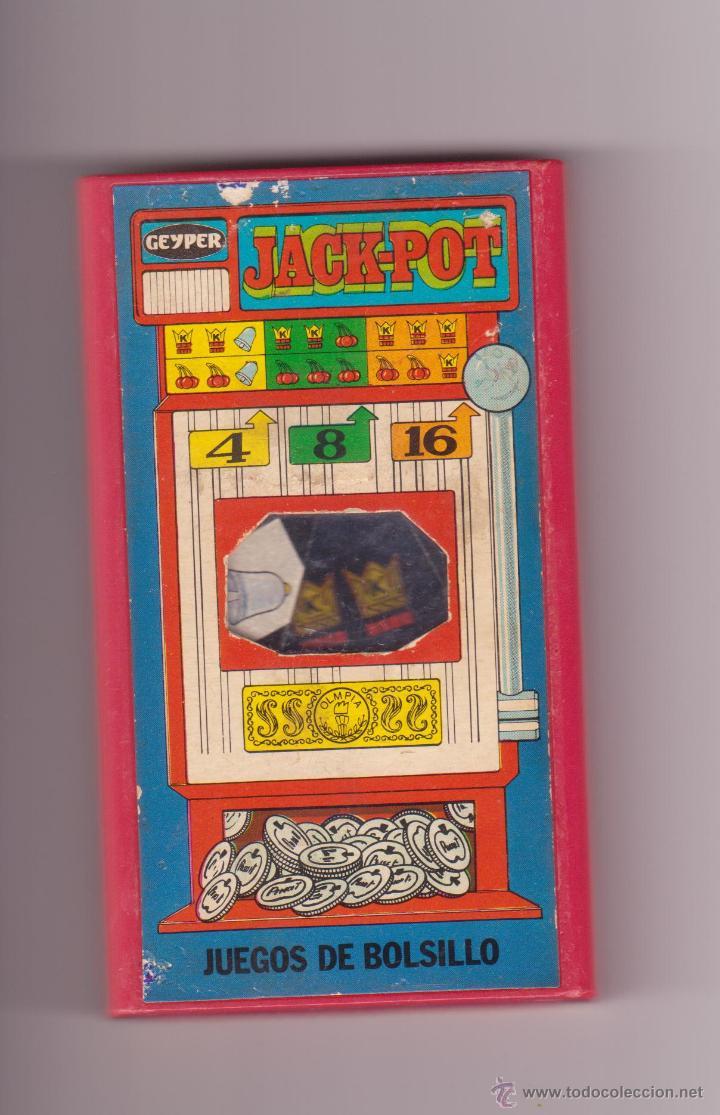 Juegos De Bolsillo Jackpot Geyper Comprar Juguetes