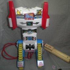 Juguetes antiguos: ROBOT CLIM DEFENDEX. Lote 43406388