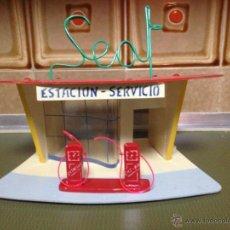 Juguetes antiguos: ESTACION DE SERVICIO SEAT. Lote 45315779