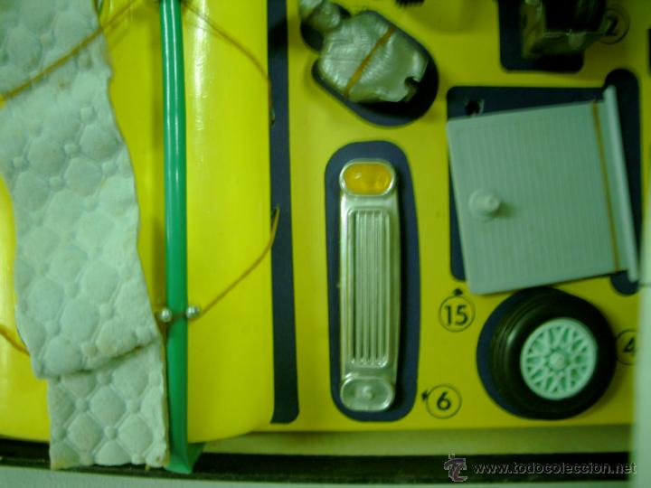 Juguetes antiguos: CAJA CAMIONES DESMONTABLES DE GEYPER - Foto 7 - 43660880