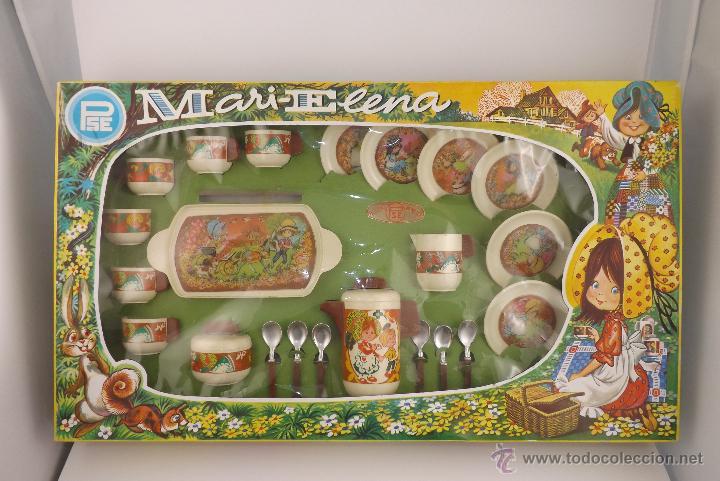 Vajilla juguete de cafe mari elena comprar juguetes for Marcas de vajillas