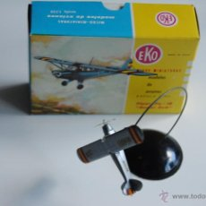 Juguetes antiguos: AVION EKO PIPER PA-18 SUPER CLUB MADE IN SPAIN ORIGINAL. Lote 44325524