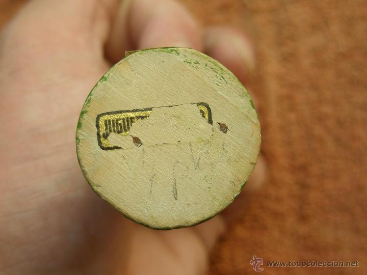 Juguetes antiguos: FIGURA EN MADERA JUGUETES MONLLOR DENIA AÑOS 50 (VER FOTOS ADICIONALES ). - Foto 2 - 45243250
