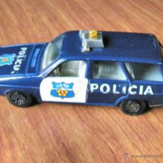 Juguetes antiguos: RENAULT 12 POLICIA GUISVAL. Lote 45356673
