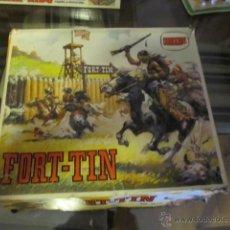 Juguetes antiguos: M69 ANTIGUO FUERTE FORT-TIN FORTTIN FORT TIN DE COMANSI ANTIGUO (VER FOTOS). Lote 45662176