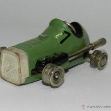 Juguetes antiguos: COCHE SCHUCO MICRO RACER Nº 1041 AÑOS 50 SCHUCO MICRO RACER, MODELO Nº 1041, DE LOS AÑOS 1950, ES . Lote 45842706