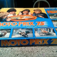 Juguetes antiguos: LOTE MOTOPRIX 75 - AIRGAM. Lote 46057303