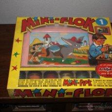Juguetes antiguos: MINI-FLOK. MARCA AIRGAM. Lote 46308374