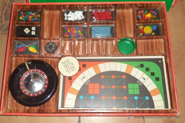Juegos Reunidos Geyper Caja Original Buen Estad Comprar Juguetes