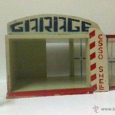 Juguetes antiguos: GARAGE ESTACION DE SERVICIO . ( DENIA ) AÑOS 40 / 50. Lote 46621715