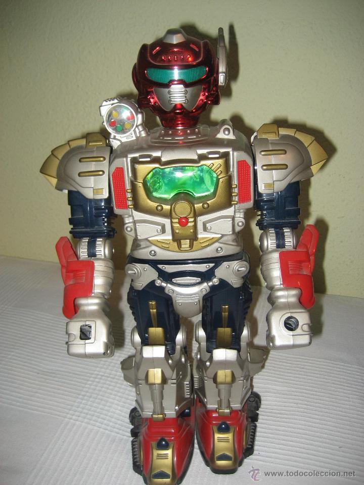ROBOT MADE H KONG (Juguetes - Marcas Clasicas - Otras Marcas)