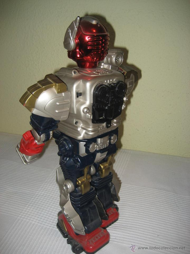 Juguetes antiguos: ROBOT MADE H KONG - Foto 2 - 46992018