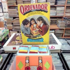 Juguetes antiguos: ORDENADOR AIRGAM REF.604. Lote 47095790