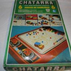 Juguetes antiguos: BBB CHATARRA DE SCALA. Lote 47111470