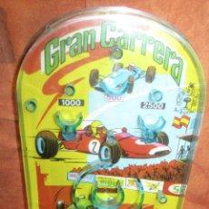 Juguetes antiguos: BILLARIN PIQUE - GRAN CARRERA - PIN BALL - VINTAGE. Lote 47281419