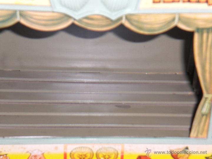 Juguetes antiguos: AIRGAM, MINI TEATRO AIRGAM COMPLETO CON SUS CUENTOS, JUGUETE ANTIGUO, TEATRO INFANTIL - Foto 12 - 48125570