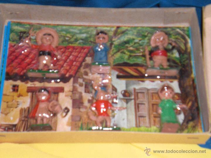 Juguetes antiguos: AIRGAM, MINI TEATRO AIRGAM COMPLETO CON SUS CUENTOS, JUGUETE ANTIGUO, TEATRO INFANTIL - Foto 22 - 48125570