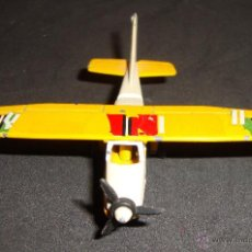 Juguetes antiguos: (K) ANTIGUO AVION PILEN CESSNA 210 G MADE IN SPAIN. Lote 48156672