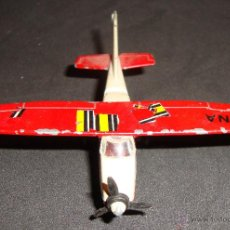 Juguetes antiguos: (K) ANTIGUO AVION PILEN CESSNA 210 G MADE IN SPAIN. Lote 48156677