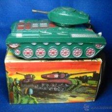 Juguetes antiguos: CARRO DE COMBATE TANQUE T-323 DE VERCOR - NUEVO. Lote 48320128