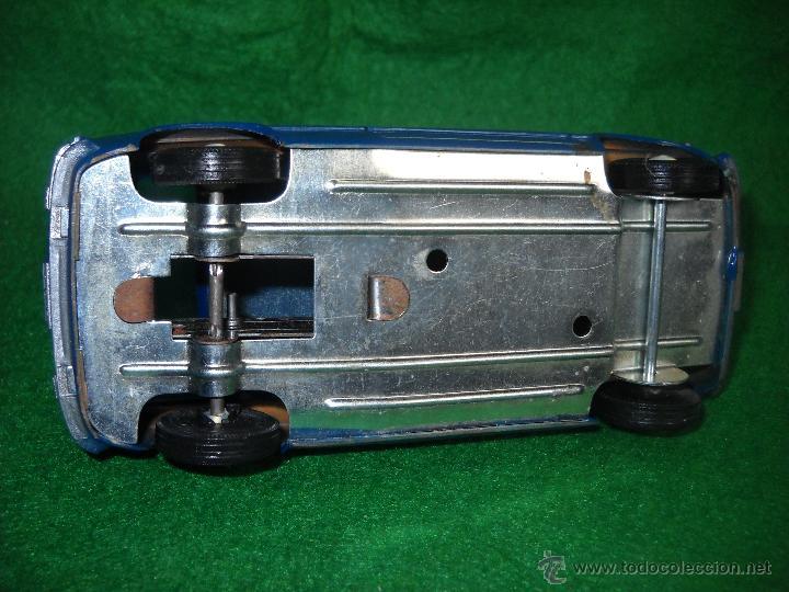 Juguetes antiguos: SEAT 127 DE VERCOR - Foto 6 - 196084226