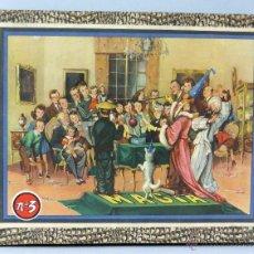 Juguetes antiguos: MAGIA BORRÁS Nº 3 CAJA AÑOS 40 - 50 BASTANTE COMPLETA VER FOTOS. Lote 48975875