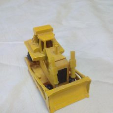 Juguetes antiguos: TRACTOR MATTEL HOT WHEELS MADE IN MALAYSIA 1979. CONSTRUCTION. Lote 49022143