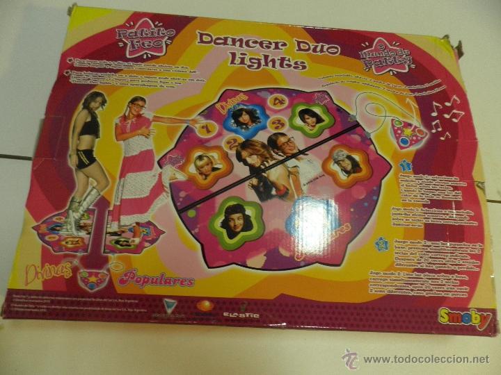 Juguetes antiguos: DANCER DUO LIGHT , PATITO FEO , BAILA LAS CANCIONES LAS DIVINAS Y AHORA QUE ,MUNDO PATTY. SMOBY - Foto 3 - 50165176