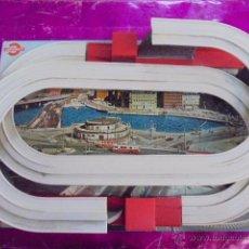 Juguetes antiguos: CONGOST - DOBLE CIRCUITO - 1973 - EN BUEN ESTADO - CIRCUITO AUTOMOBILISTICO. Lote 50174024