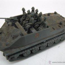Juguetes antiguos: VEHÍCULO MILITAR BTR-50 - ESCALA 1/88 - EKO.. Lote 50961131
