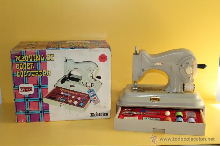f4a6b73a37b maquina de coser costurero - eureka - años 70 - Comprar Juguetes ...