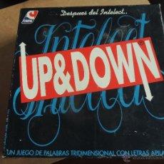 Juguetes antiguos: JUEGO DE CEFA UP&DOWN. Lote 51251432