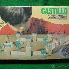 Juguetes antiguos: CASTILLO DE JUGUETES EDUCATIVOS GOULA. Lote 51503814