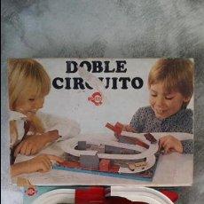Juguetes antiguos - DOBLE CIRCUITO DE CONGOST - 135999754