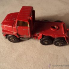 Juguetes antiguos: ANTIGUO CAMION MADE IN SPAIN AÑOS 70/80 MARCA GUILOY. Lote 51608267
