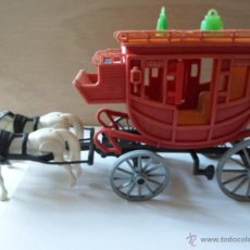 Jouets Anciens: DILIGENCIA COMANSI - 4 CABALLOS . Lote 52170545